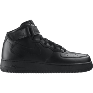 Buty Nike Air Force 1 Mid All Black - 315123-001