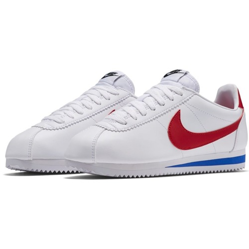 Buty Nike Classic Cortez Leather Forrest Gump - 807471-103