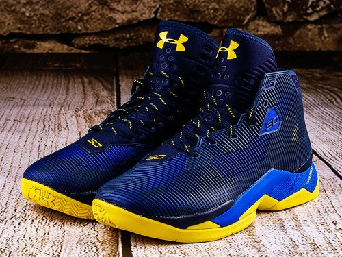 Buty Under Armour Curry 2.5 - 1274425-400