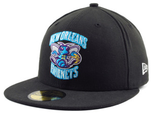 Czapka New Era NBA New Orleans Hornets Fullcap