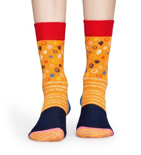 Giftbox 3-pack Skarpety Happy Socks My Mom - XMOT08-2000