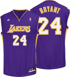 Koszulka Adidas NBA Kobe Bryant Los Angeles Lakers Replica - L71412