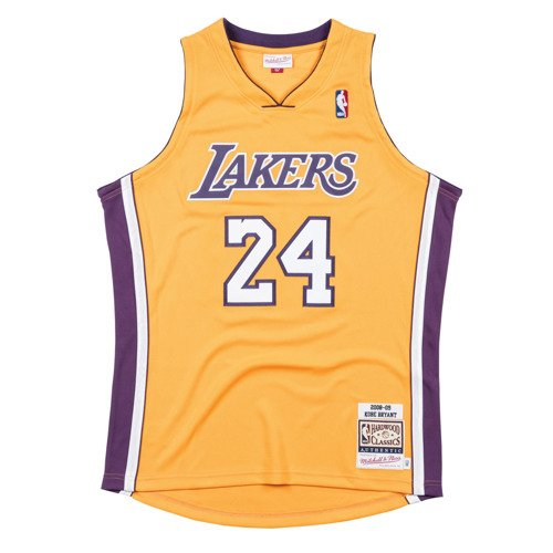 Koszulka Mitchell & Ness NBA Kobe Bryant 2008-09 Los Angeles Lakers Authentic