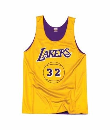 Koszulka Mitchell & Ness NBA Magic Johnson Los Angeles Lakers Tank top - BA85AK