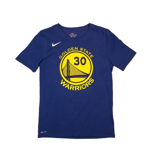 Koszulka Nike NBA Warriors Stephen Curry Team Junior Tee  - EZ2B711F1-WARSC