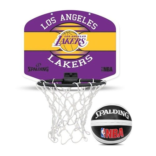 Mini tablica Spalding NBA Los Angeles Lakers