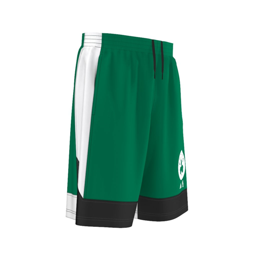 Spodenki Adidas Celtics Winterhoops - AX7618