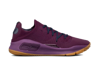 Buty Under Armour Curry 4 Low Merlot - 3000083-500